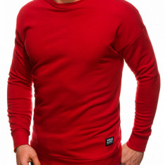 Bluza barbati B1229 - rosu