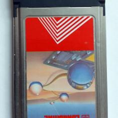Placa de retea wireless 54 MBps laptop PCMCIA