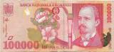 Romania (35) - 100000 Lei 1998