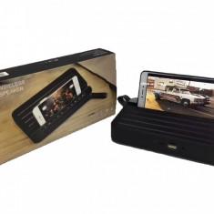 Boxa Portabila cu Bluetooth V2 Negru Difuzoare 5W Extra Bass C247