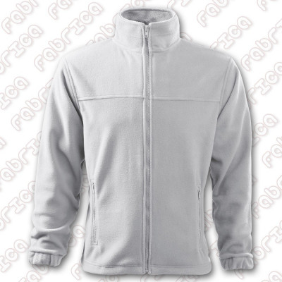 Jachetă fleece bărbat foto