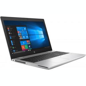 Laptop HP Probook 650 G4 15.6 inch, Full HD, Intel i7-8650U, 16GB DDR4, 512GB SSD, Cititor amprenta, Win10 Pro, Argintiu