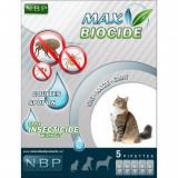 NBP Pipete antiparazitare pisici 5 buc
