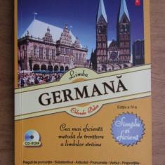LIMBA GERMANA - ORLANDO BALAS EDITIA A IV-A (NU CONTINE CD)