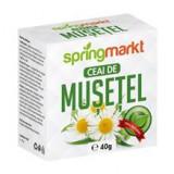 Ceai de Musetel 40 grame Springmarkt Cod: SPRM.00038
