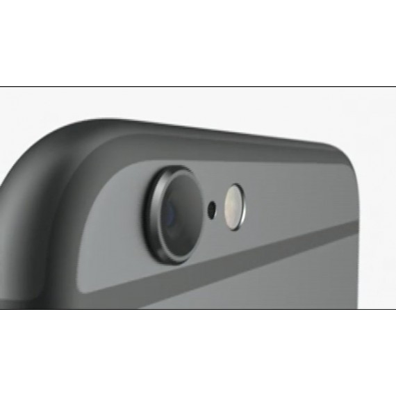 Geam camera spate apple iphone 6 (4,7inch ) negru original