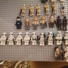 Lego star wars minfigurine