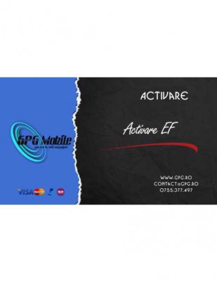 Activare EF Easy Firmware Platinum Super foto