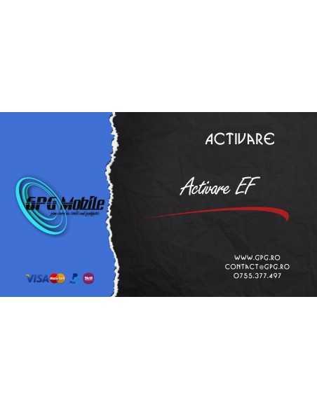 Activare EF Easy Firmware Platinum Super