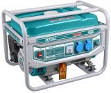 Generator insonorizat Benzina Total - 2800W, zgomot redus