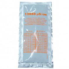 Soluție de calibrare pentru instrumentele de conductivitate, 12,88 mS – pungă de 20 ml