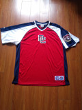 Tricou baseball MLB Majestic Washington Nationals mărimea XL/XXL
