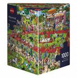 Puzzle Heye Dog Show, 1000 piese