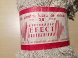 Scul ață lucru de mână, fabrica de filatură Odorheiu Secuiesc, comunism, EFECT