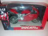 Macheta motocicleta Ducati 999 scara 1:12