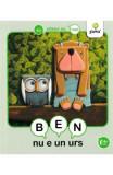 Eu citesc cu tine - Ben nu e un urs