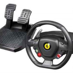 Thrustmaster Ferrari F458 Italia Steering Wheel and Pedals Xbox 360 / PC