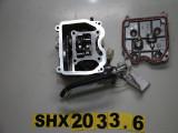 Chiuloasa + capac Yamaha Xf 50cc 2008 - 2012