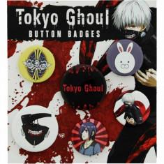 Insigna - Tokyo Ghoul - mai multe modele | GB Eye