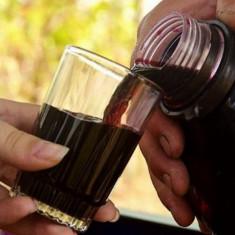 Vin roșu de casă 100% natural