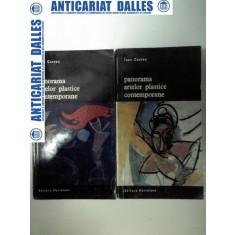 PANORAMA ARTELOR PLASTICE CONTEMPORANE -2 volume -Jean Cassou