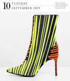 Calendar 2019 - Shoes Gallery | Workman Publishing