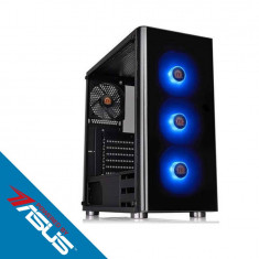 Sistem Gaming Ravager V2 Powered by ASUS Intel Core i5-9600K Hexa Core 3.7 GHz 16GB DDR4 nVidia GeForce RTX 2070 8GB GDDR6 SSD 480GB + HDD 2TB Free DO