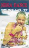 Caseta Mega Dance Summer Hits '97 Vol III (Cover Versions), originala