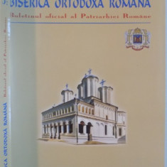 BISERICA ORTODOXA ROMANA , BULETINUL OFICIAL AL PATRIARHIEI ROMANE , 3 SEPTEMBRIE-DECEMBRIE , SERIA A IV-A , ANUL I , 2010