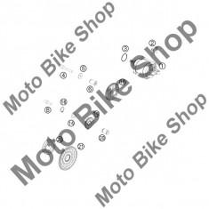 MBS O-Ring 25,00X3,00 NBR 70 KTM 500 EXC SIX DAYS 2013 #3, Cod Produs: 0770250030KT