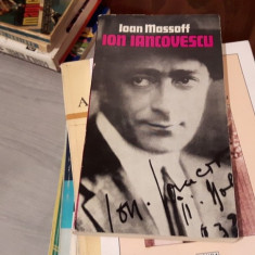 Ion Iancovescu – Ioan Massoff