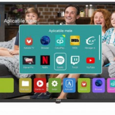Televizor LED NEI 101 cm (40inch) 40NE5505, Full HD, Smart TV, WiFi, CI+