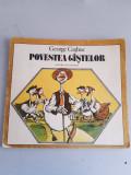 POVESTEA GASTELOR - GEORGE COSBUC ( 1989 ) - Ilustratii Vasile Olac