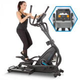 Capital Sports Helix Star MR, bicicletă cardio, bluetooth, app, 21 kg volant