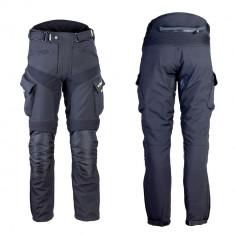 Pantaloni Moto Barbati Softshell W-TEC Erkalis GS-1729