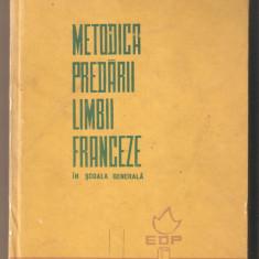 Metodica predarii limbii franceze