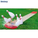 Tobogan de apa Bestway in forma de pista de popice