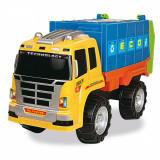 Masina de gunoi utilitara Cool Machines, Galben