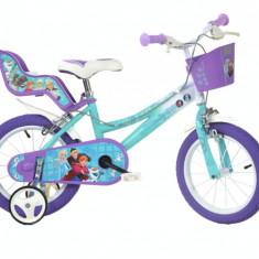 Bicicleta copii 16'' - FROZEN PlayLearn Toys