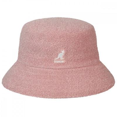 Palarie Kangol Bermuda Bucket Dusty Rose (Masura : L,XL) - Cod 235225423567 foto