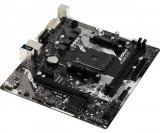 Placa de baza AsRock A320M-DVS R4.0 Socket AM4 Dual Channel DDR4Memory 2* DDR4 DIMM Slots 3200+(OC)/2933(OC)/2667/2400/21