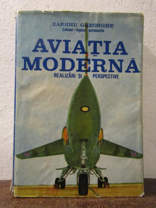 Aviația modernă: Realizări și perspective - Zarioiu Gheorghe