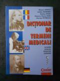 MIOARA MINCU, ROXANA MARIA ALBU - DICTIONAR DE TERMENI MEDICALI (1998)