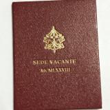 Vatican 500 lire 1978 argint