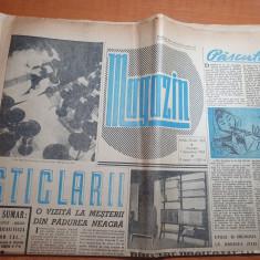 magazin 7 decembrie 1963-articolul sticlarii,staua fara nume la baia mare