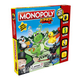 Joc de societate Monopoly Junior, 2-4 jucatori, 5 ani+