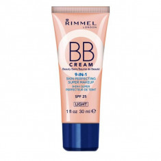 BB Cream 9 in 1 Rimmel Skin Perfecting 001 Light 30 ml
