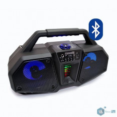 Boxa portabila wireless bluetooth , radio, mp3 ZQS-4216, telecomanda