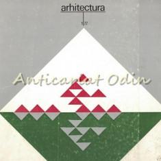 Arhitectura - Anul: XXV, Nr.: 1, 2-3, 4, 5, 6/1977