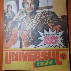 Revista universul copiilor nr. 5-6/ februarie 1991- numar dublu